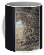 David Cuts Sauls Robe Coffee Mug