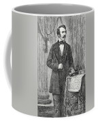 David Livingston, Scottish Missionary Coffee Mug by Science Source