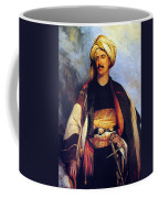 David Roberts In Arabian Dress Coffee Mug