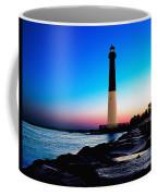 Dawn At Barnegat Light Coffee Mug