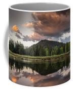Dawn On The Snake River Coffee Mug