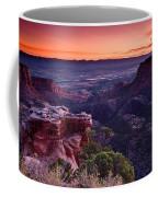 Dawn Over Fruita Coffee Mug