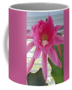 Day Blooming Cactus Coffee Mug