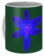 Day Lily Abstract Coffee Mug