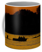 Day Of Fishing Is Over Coffee Mug
