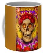Day Of The Dead - Dia De Los Muertos Coffee Mug