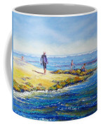 Day Out At Coloundra Beach Queensland2 Coffee Mug