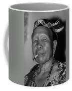 Dayak Woman Coffee Mug