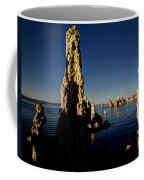 Daybreak On Mono Lake Coffee Mug