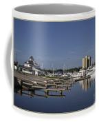 Daytona Boat Launch Coffee Mug