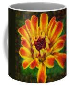 Dazzling Zinnia Coffee Mug