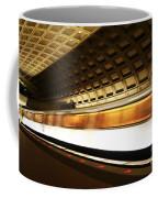 Dc Metro Coffee Mug by Heather Applegate