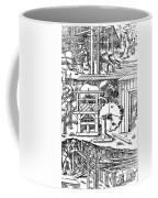 De Re Metallica, Ventilation Of Mines Coffee Mug