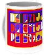 De Stijl Coffee Mug