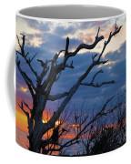 Dead Trees At Sunrise Coffee Mug