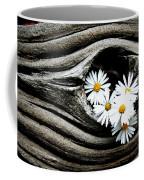 Dead Wood And Asters Coffee Mug