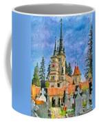Death And Life Coffee Mug