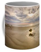 Debris On The Beach - Hunting Island Sc Coffee Mug