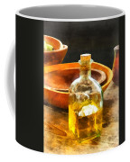 Decanter Of Oil Coffee Mug