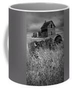 Decline Of The Small Farm No.2 Coffee Mug