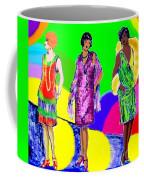 Deco 1920s Coffee Mug