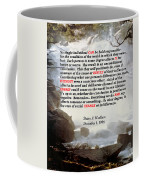 Decree 1996 Coffee Mug