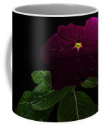 Deep Burgandy Impatient Coffee Mug
