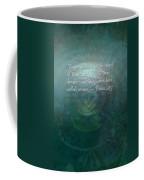Deep Calls To Deep Coffee Mug