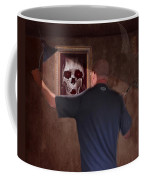 Deep Into The Mirror Coffee Mug