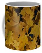 Deep Leaves Coffee Mug