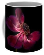 Deep Pink Anemone - 2 Coffee Mug