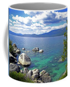 Deep Waters Lake Tahoe Coffee Mug