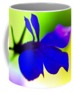 Deeply Blue Coffee Mug by Marie Jamieson