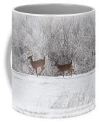 Deer Parade Coffee Mug