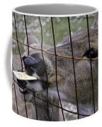 Deer Will Work For Crackers Coffee Mug