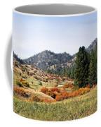 Deerborn Fall Coffee Mug