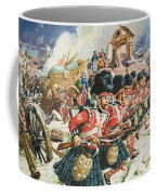 Defence Of Corunna Coffee Mug