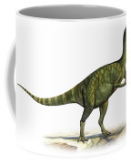 Deinocheirus Mirificus, A Prehistoric Coffee Mug