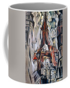Delaunay: Eiffel Tower, 1910 Coffee Mug
