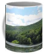 Delaware Water Gap Scenery Coffee Mug