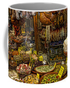 Deli In Palma De Mallorca Spain Coffee Mug by David Smith