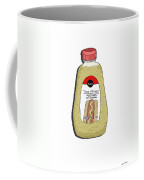 Deli Style Mustard Coffee Mug by George Pedro