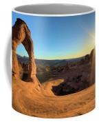 Delicate Arch Bowl Coffee Mug