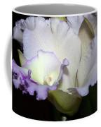 Delicate Purple Orchid Coffee Mug