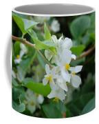 Delicate White Flower Coffee Mug