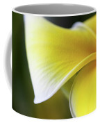 Delicate Yellow Coffee Mug