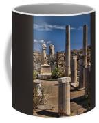 Delos Island Coffee Mug