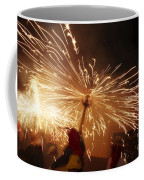 Demon Sparking Coffee Mug
