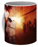 Demons In The Street Coffee Mug