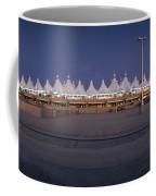 Denver International Airport, Colorado Coffee Mug